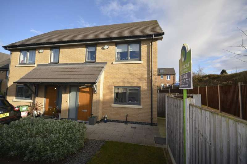 2 Bedrooms Semi Detached House for sale in Overton Green, Frodsham, WA6