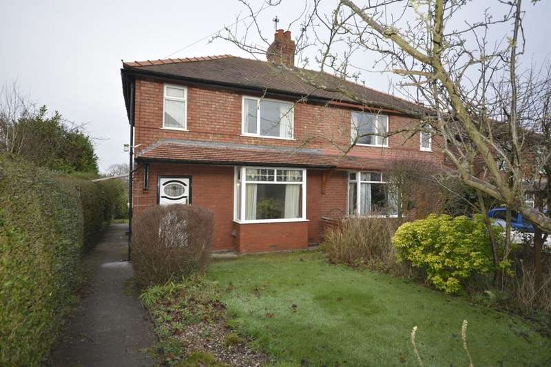 3 Bedrooms Semi Detached House for sale in The Hurst, Kingsley, Frodsham, WA6