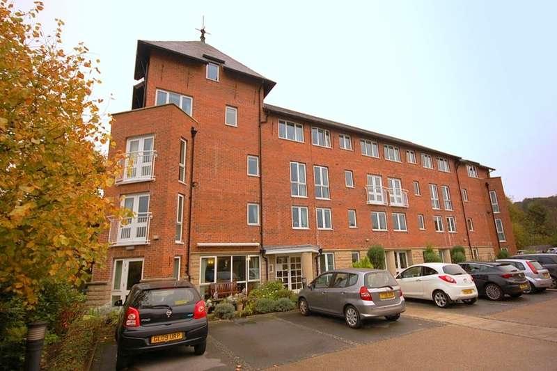 2 Bedrooms Flat for sale in Kedleston Close, Belper, DE56