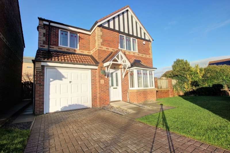 4 Bedrooms Detached House for sale in Meadow Rise, Gateshead, NE9