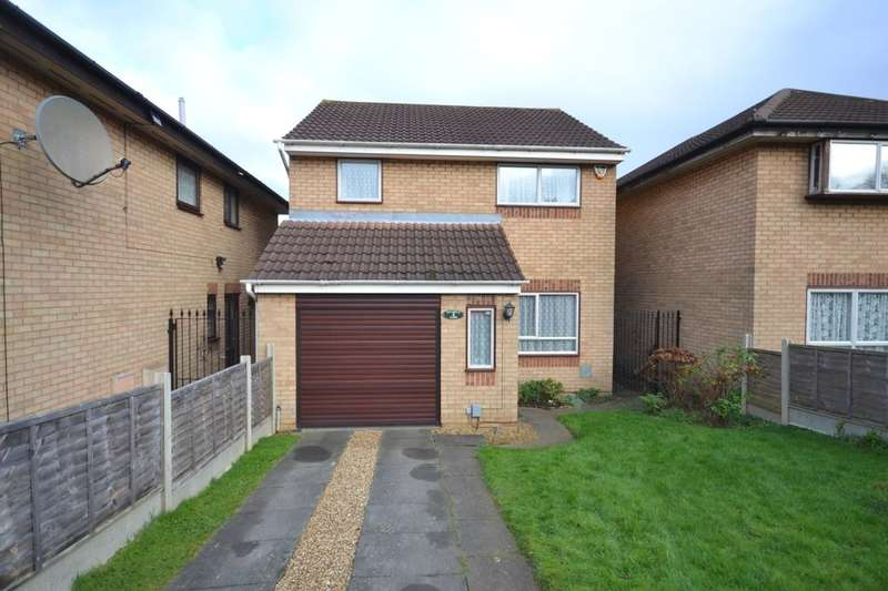 3 Bedrooms Detached House for rent in Piccadilly Close, Northampton, NN4