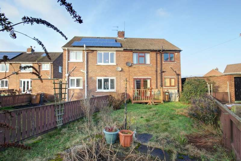 2 Bedrooms Semi Detached House for sale in Larkfield Crescent, Houghton Le Spring, DH4