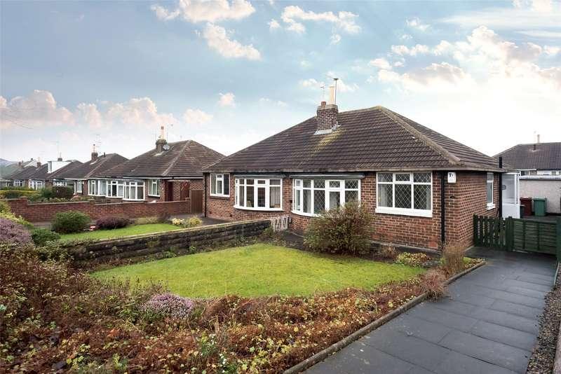 2 Bedrooms Semi Detached Bungalow for sale in Ring Road, Halton, Leeds, West Yorkshire, LS15