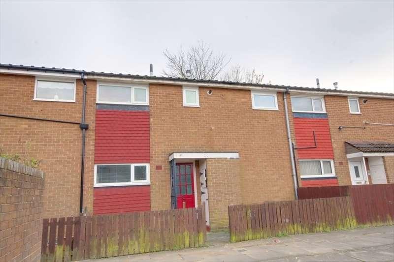 3 Bedrooms Property for sale in Lowbiggin, Newbiggin Hall, Newcastle Upon Tyne, NE5