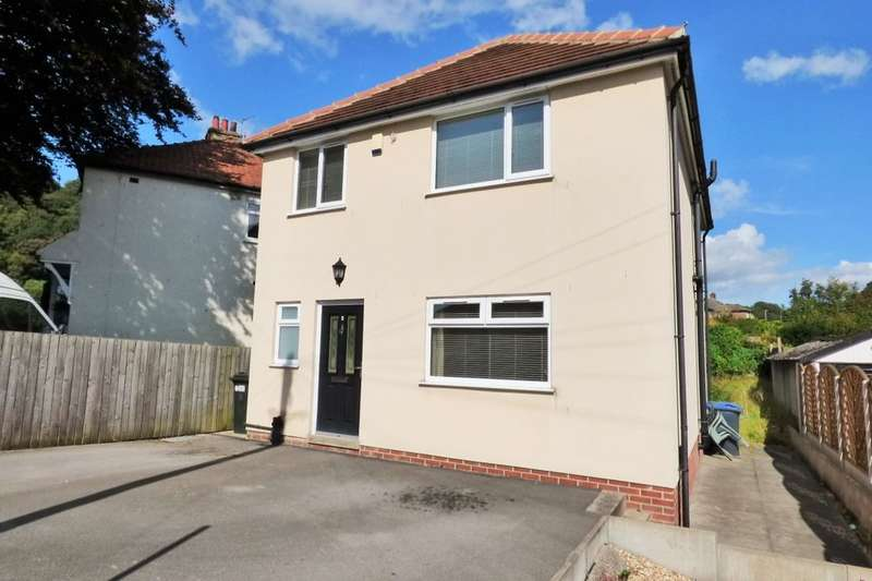 3 Bedrooms Detached House for sale in Glenaire Drive, Baildon, Shipley, BD17