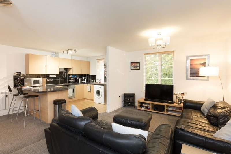 2 Bedrooms Flat for sale in Monument Close, York, YO24