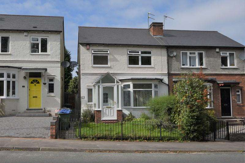 3 Bedrooms Semi Detached House for sale in Lightwoods Hill, Smethwick
