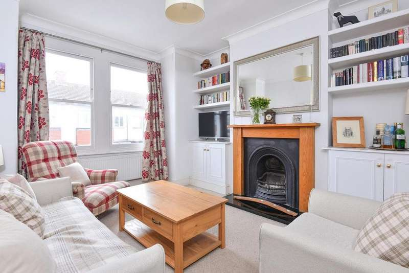 2 Bedrooms Maisonette Flat for sale in Totterdown Street, Tooting