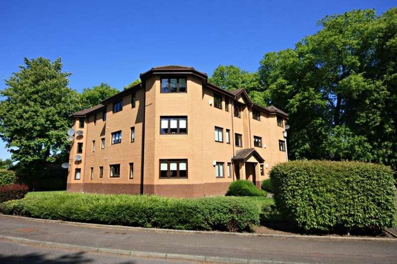 2 Bedrooms Flat for rent in Loancroft Gate, Uddingston, Glasgow, G71