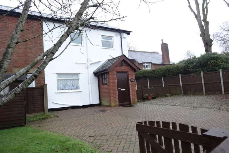 2 Bedrooms Semi Detached House for sale in Station Lane, Barton, Preston, PR3