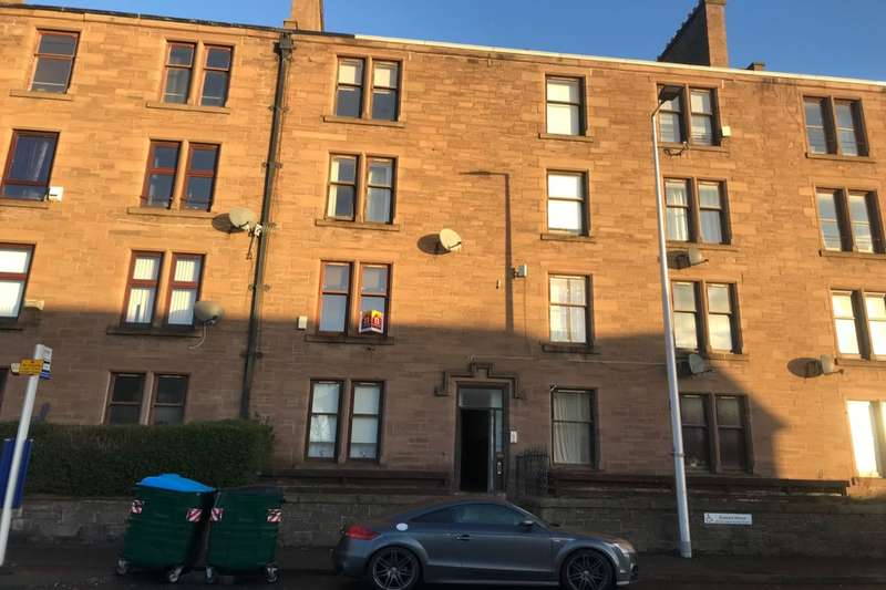 2 Bedrooms Flat for rent in Clepington Road, Dundee, DD3