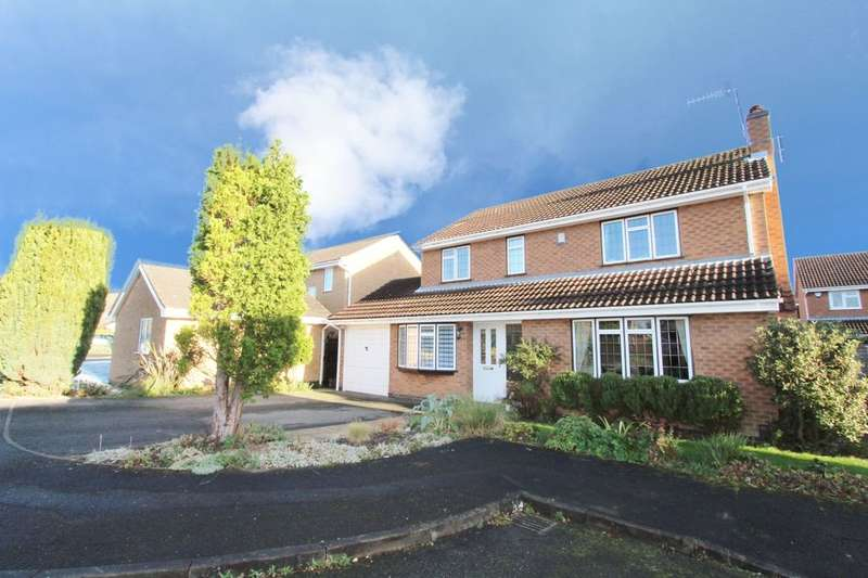 4 Bedrooms Detached House for sale in Sharnford Way, Bramcote, Nottingham, NG9