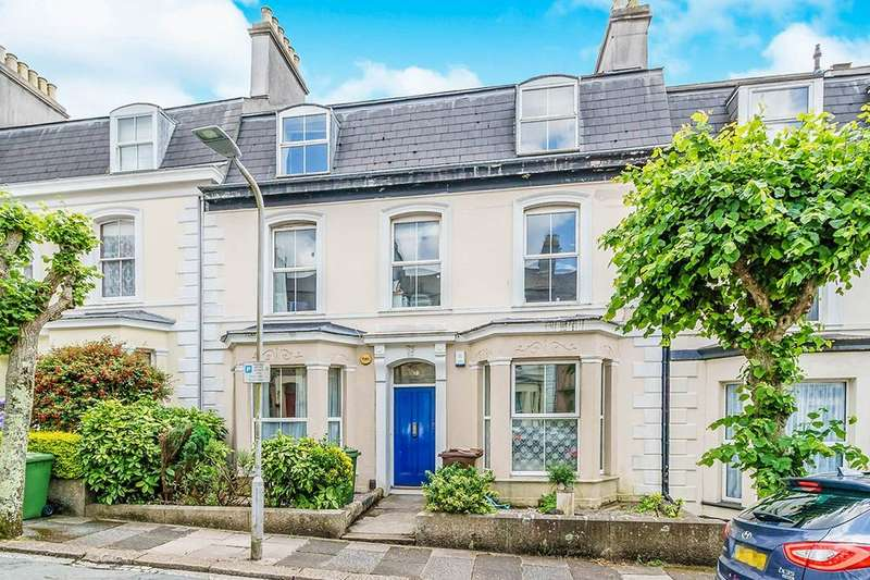 1 Bedroom Flat for sale in Seaton Avenue, Mutley, Plymouth, PL4