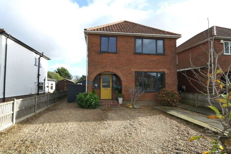 3 Bedrooms Property for sale in Heartsease Lane, East City , Norwich, NR7