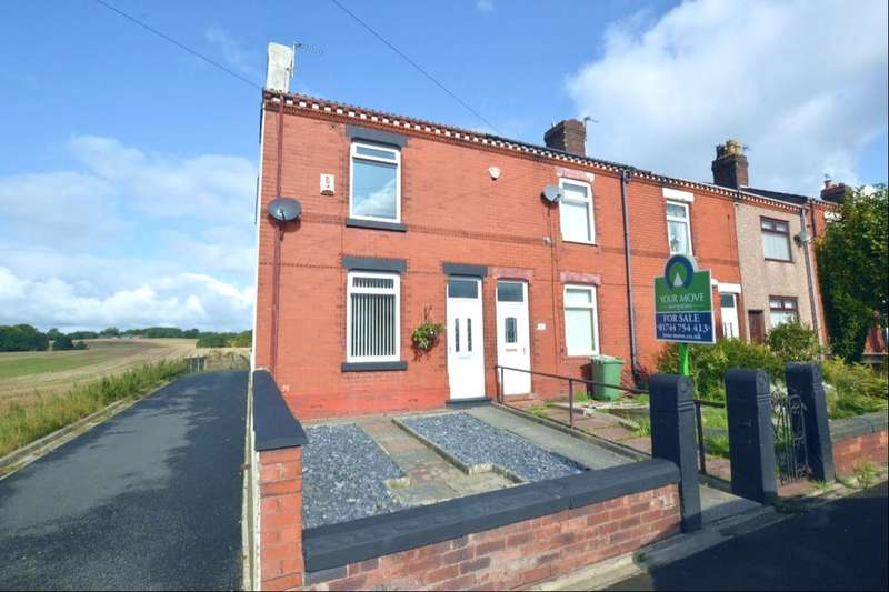 2 Bedrooms Property for sale in Liverpool Road, Haydock, St. Helens, WA11
