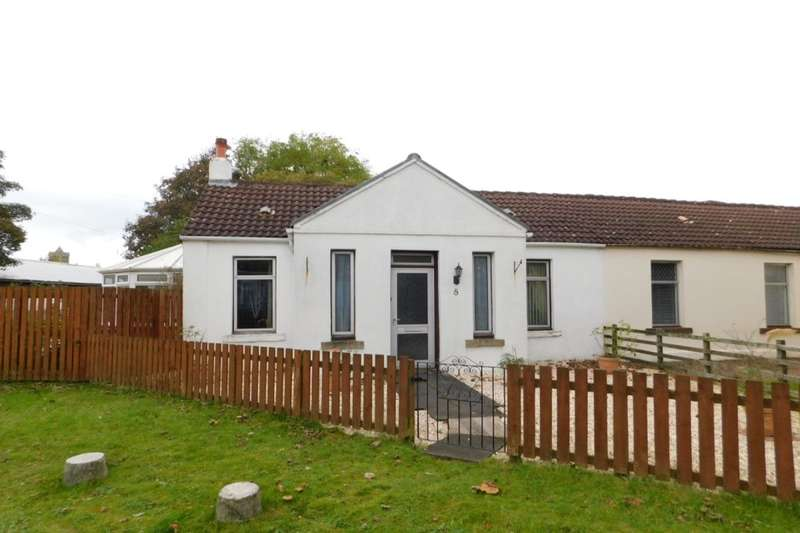 3 Bedrooms Semi Detached Bungalow for sale in Victoria Street, Newmains, Wishaw, ML2
