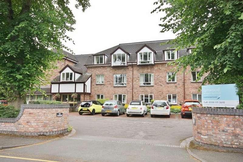 1 Bedroom Retirement Property for sale in Lynwood, Victoria Road, Wilmslow