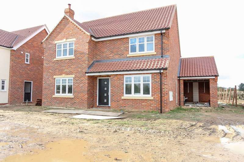 5 Bedrooms Detached House for sale in Woodbastwick Road, Blofield, Norwich, NR13