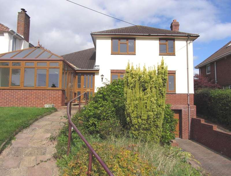 4 Bedrooms Detached House for rent in Appleshaw Windsor Mead, Sidford, Sidmouth, EX10