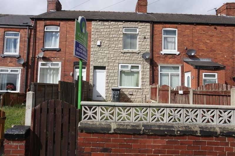 2 Bedrooms Property for sale in Dearne Street, Great Houghton, Barnsley, S72