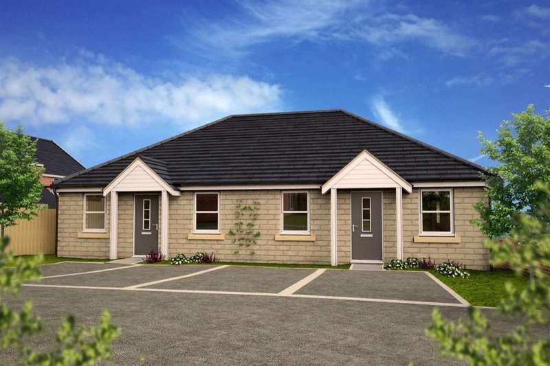2 Bedrooms Semi Detached Bungalow for sale in Kings Court, Wombwell, Barnsley, S73