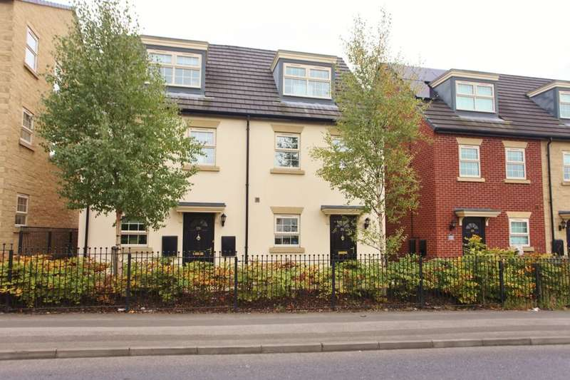 3 Bedrooms Semi Detached House for sale in Barnsley Road, Wombwell, Barnsley, S73