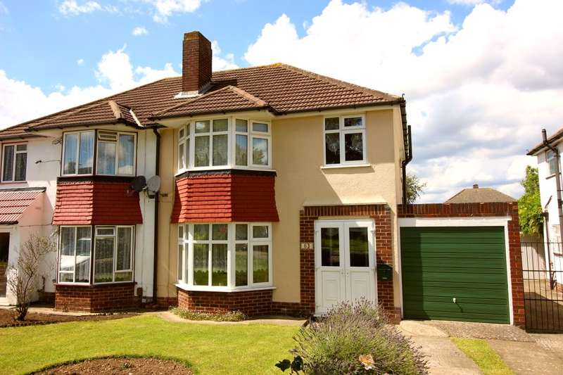 3 Bedrooms Semi Detached House for sale in Blenheim Road, Orpington, BR6