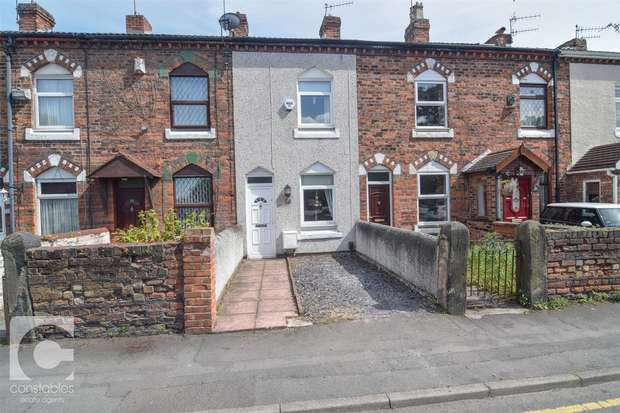 2 Bedrooms Terraced House for rent in Grove Street, New Ferry, Wirral, Merseyside
