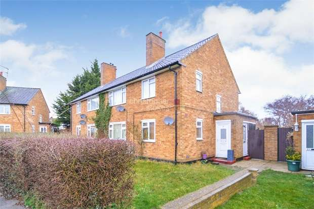 2 Bedrooms Maisonette Flat for sale in Cunningham Road, Cheshunt, WALTHAM CROSS, Hertfordshire