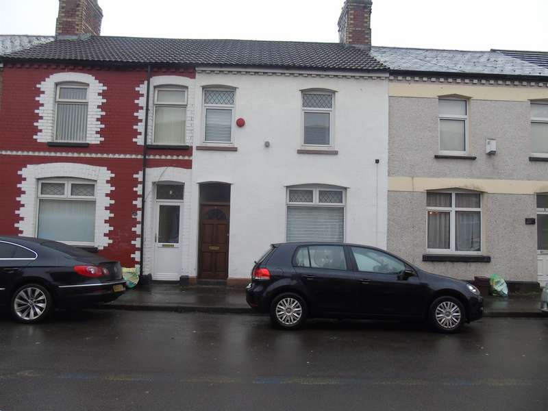 3 Bedrooms Terraced House for sale in Redlaver Street, Cardiff