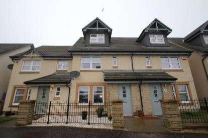 3 Bedrooms Terraced House for sale in Pritchel Way, Coatbridge, North Lanarkshire