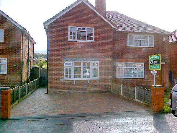 2 Bedrooms Semi Detached House for sale in CANTERBURY ROAD, WEST BROMWICH, WEST MIDLANDS, B71 2LF