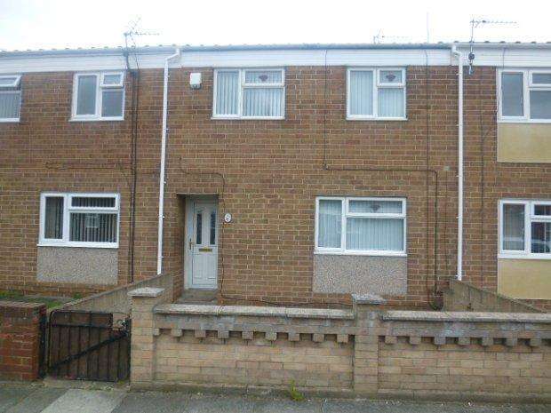 3 Bedrooms Terraced House for rent in PINE GROVE, RABY ROAD, HARTLEPOOL