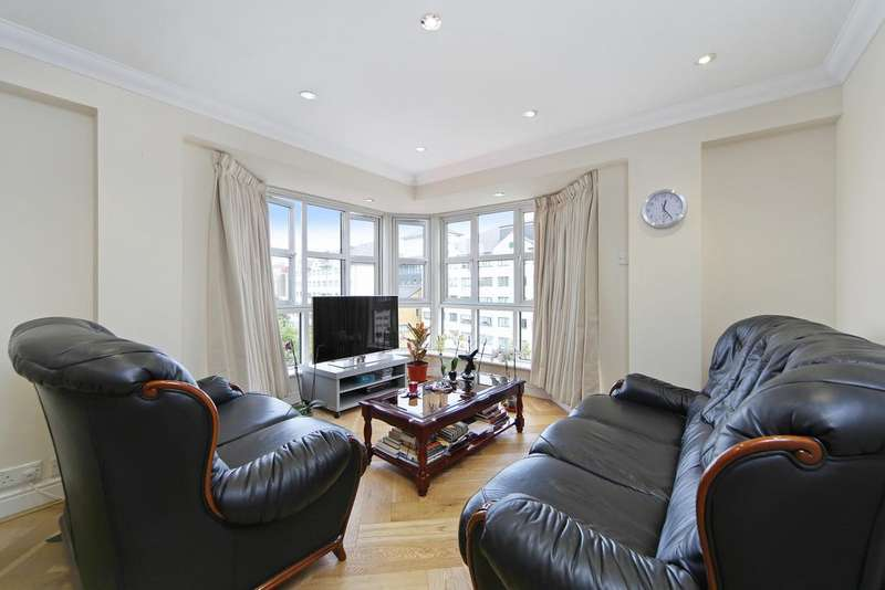 2 Bedrooms Flat for sale in Lisson Grove, St Johns Wood, NW8