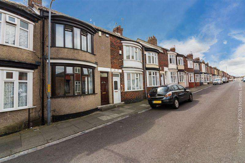 3 Bedrooms Terraced House for sale in Thornton Street, North Ormesby