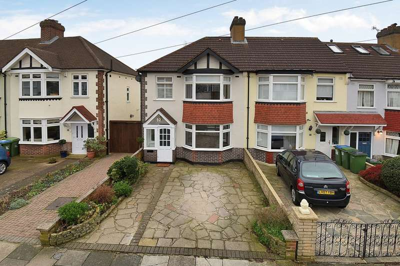 3 Bedrooms End Of Terrace House for sale in Elibank Road, London