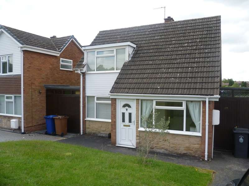 2 Bedrooms Detached Bungalow for rent in Stowe Croft, Lichfield