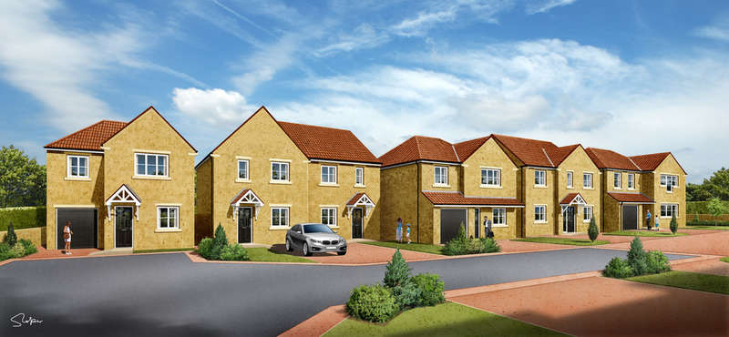 3 Bedrooms Detached House for sale in Plot 2, 'The Wells', Bellwood Court, Hoyland, Barnsley, S74 0BL