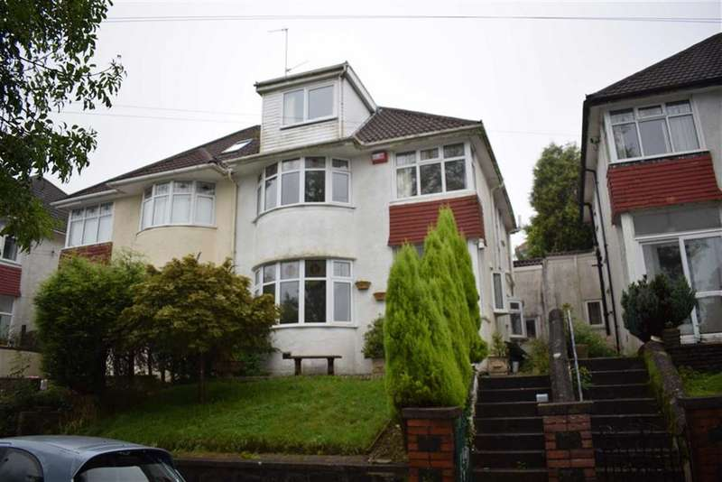 3 Bedrooms Semi Detached House for sale in Lon Dan Y Coed, Cockett, Swansea