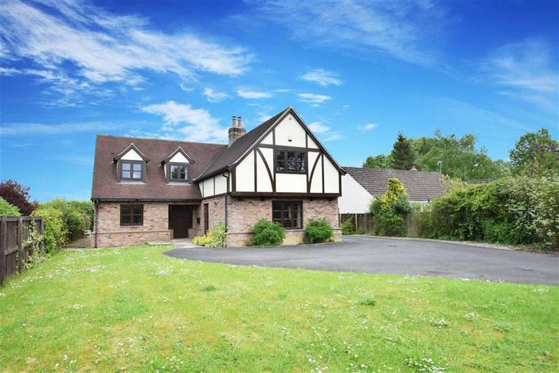 5 Bedrooms Detached House for sale in Medburn, Ponteland