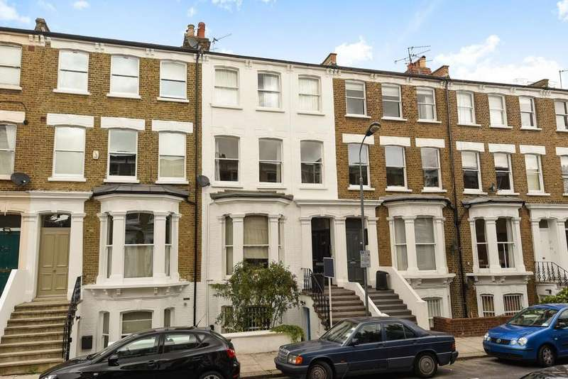 1 Bedroom Flat for sale in Minford Gardens, Brook Green