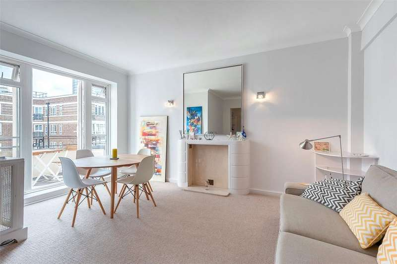 3 Bedrooms Flat for sale in Marsham Court, Marsham Street, London