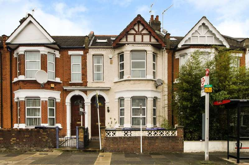 4 Bedrooms Terraced House for sale in Doyle Gardens, Kensal Rise, NW10