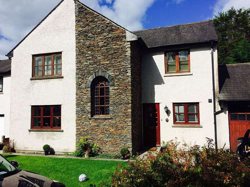 4 Bedrooms Detached House for sale in Brantfell Walk, Bowness-on-Windermere, Windermere, Cumbria, LA23 3AT