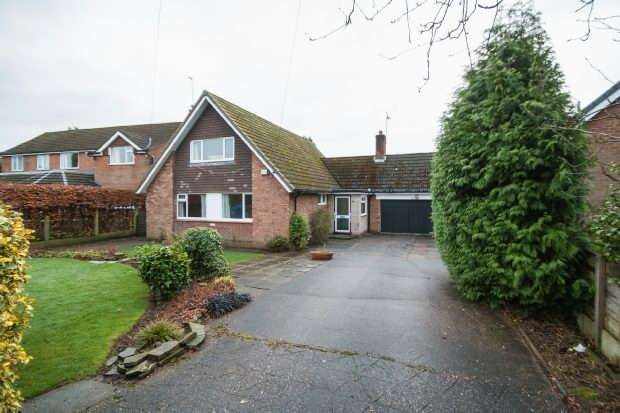 4 Bedrooms Detached House for sale in Gaddum Road, Bowdon
