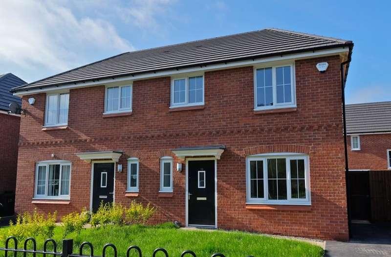 3 Bedrooms Semi Detached House for rent in Ellesmere, Oleander Way, Walton, L9