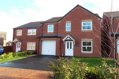 4 Bedrooms House for rent in Hatton Close, Redditch