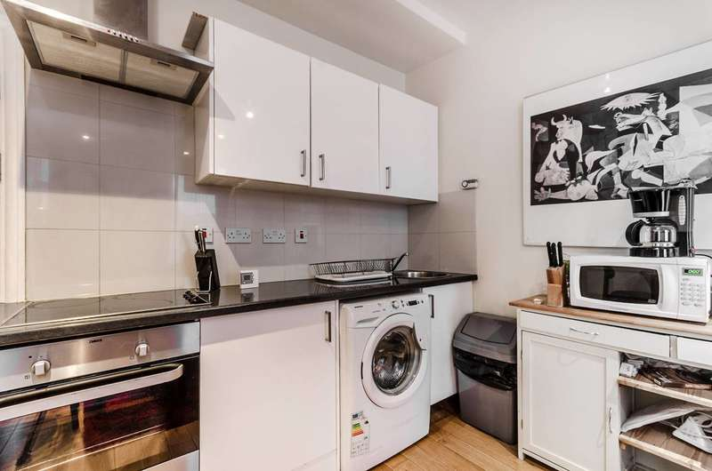 4 Bedrooms Maisonette Flat for sale in Askew Road, Shepherd's Bush, W12