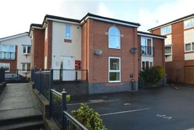 2 Bedrooms Flat for rent in The Mount, Church Street North, Old Whittington, Chesterfield, S41