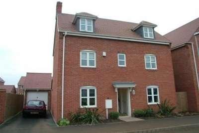 4 Bedrooms Detached House for rent in Bradbury Gardens, Ruddington